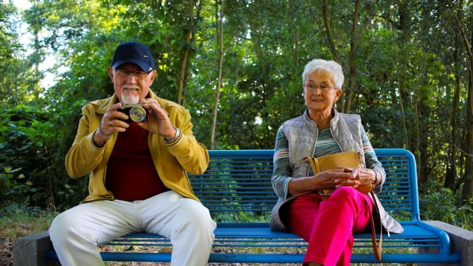 Digitalkamera für Senioren – Haptik und Optik