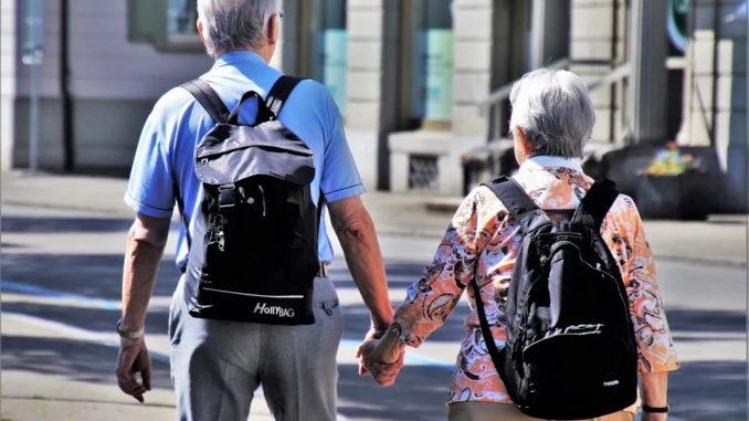 Liebe 2.0 - Chats werden auch von Senioren genutzt
