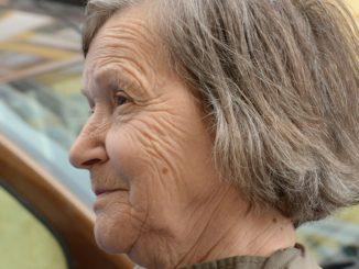 Haare im Alter