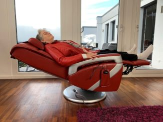 Massagesessel für Senioren
