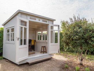 Ein neues Leben mit einem neuen Gartenhaus