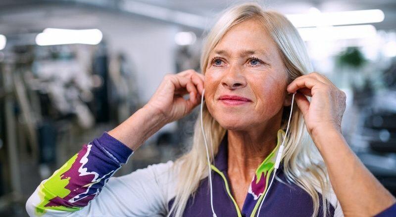 Attraktivität und Schönheit im Alter behalten und konservieren
